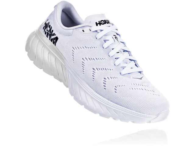 ad532f7552b98 Hoka One One Mach 2 Running Shoes Women white/black